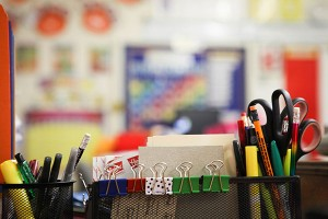 With fewer resources available, teachers have used more of their own money for classroom supplies.