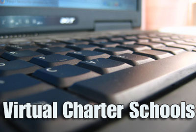 Sparks fly as struggling virtual charter school seeks new