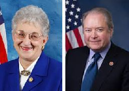 Reps. Virginia Foxx and George Holding supported Ross' removal.