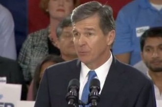 Roy Cooper enters the 2016 Governor's race