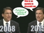 What would the Pat McCrory of 2008 think of the current culture of corruption in Raleigh?