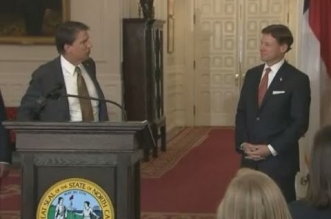 McCrory announces resignation of Budget Director Lee Roberts