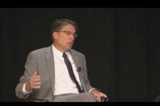 """Gov. McCrory defends HB2, faults """"political left"""" as US Justice Department issues warning"""