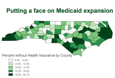 nc medicaid expansion North carolina  medicaid benefits  a resource guide for  ccnc care managers.