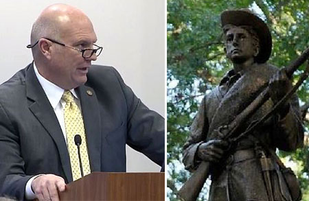 In major reversal, UNC Board of Governors chair voices opposition to return of 'Silent Sam'