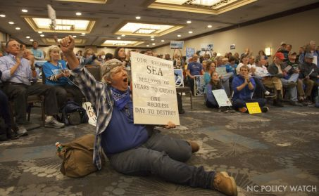 Offshore drilling firm asks Trump administration to overrule NC DEQ, approve seismic testing