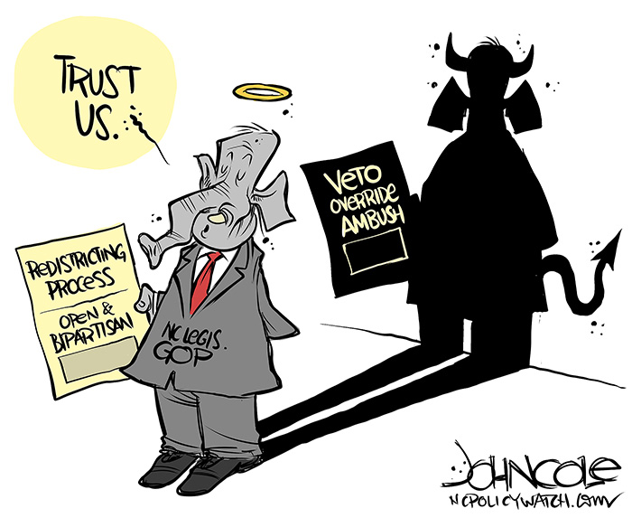 The two faces of the NC GOP | NC Policy Watch