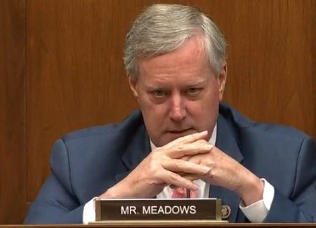 NC's Mark Meadows out as head of Freedom Caucus