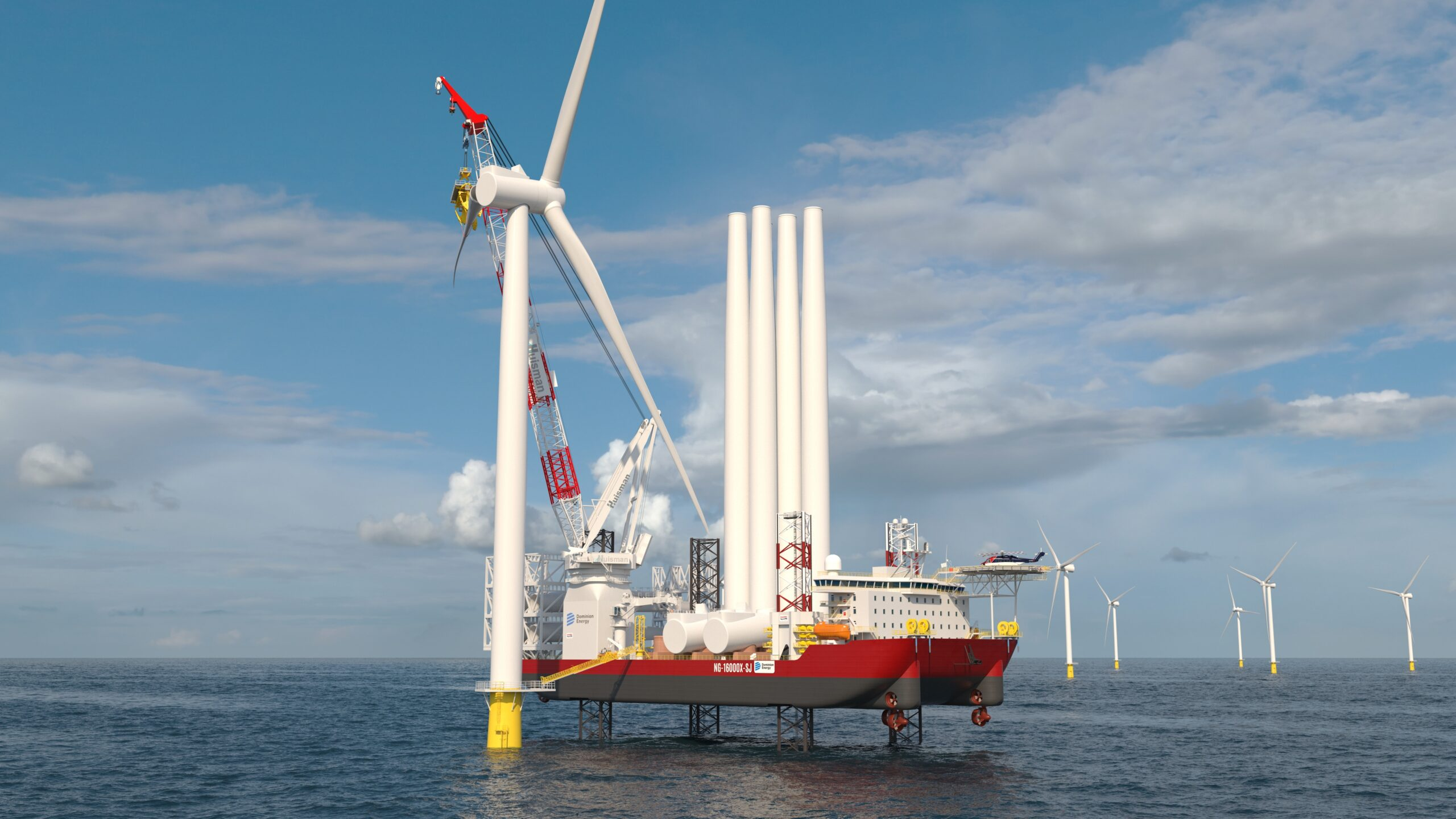 Offshore wind industry leaders ask Congress to back long-term plans to increase production