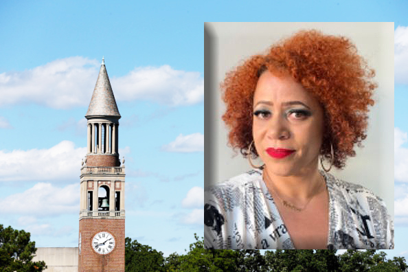 """In her career, Nikole Hannah-Jones, who is Black, has been awarded the Pulitzer Prize and a MacArthur Fellowship """"Genius Grant."""" But despite support from the UNC-Chapel Hill chancellor and faculty, she won't be getting a tenure-track teaching position at her alma mater."""